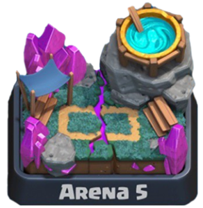 Spell Valley Clash Royale Wiki