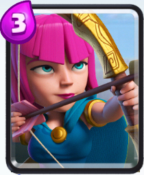 Archers Clash Royale