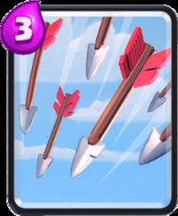 Arrows Clasgh Royale Wiki