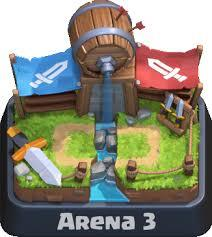 Barbarian Bowl Clash Royale wiki