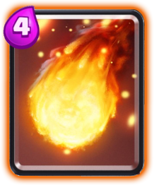 Fireball Clash Royale Wiki