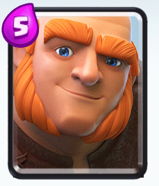 Giant Clash Royale