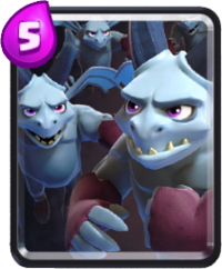 Minion Horde Clash Royale wiki