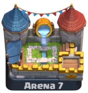 Arenas Royal Arena Clash Royale Wiki