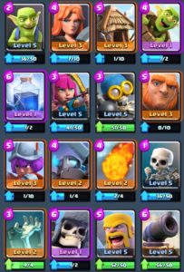 Cards Clash Royale Wiki