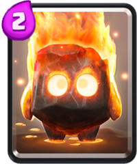 Fire Spirits Clash Royale wiki