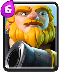 Royal Giant Clash Royale wiki