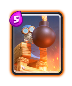Bomb Tower Clash Royale wiki