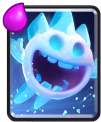 Ice Spirit Clas Royale Wiki