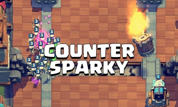 Countering The Sparky- Cards And Strategies