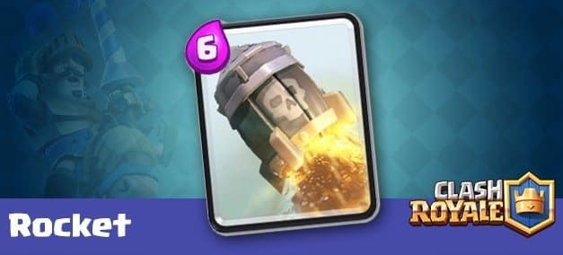 Level 8 Arena 8 Deck Spotlight: Defensive Rocket