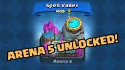Spell Valley Deck