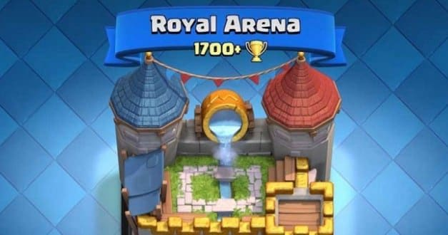 Royal Arena Deck