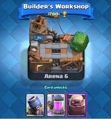 Builder's Workshop Deck
