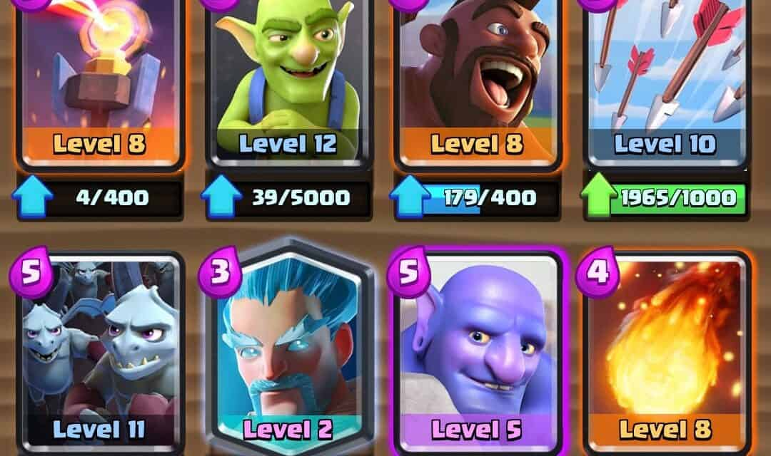 "The ""HoBo"" Deck- Reach 4000 easily"