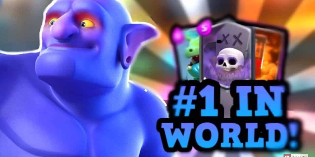 #1 Deck In the World- Graveyard Splash Deck