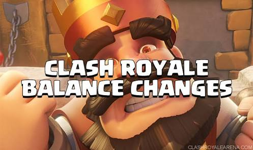 Balance Changes-  6/12