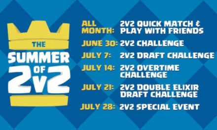 The Summer Of 2v2- Event Calendar and Info