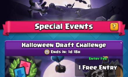 The Halloween Draft Challenge