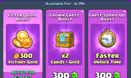 New: Special Boosts