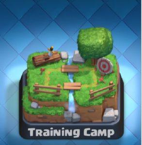 Training Camp Clash Royale wiki