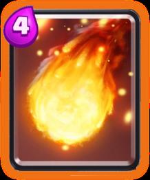 Fireball Clash Royale Wiki