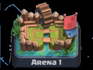 Goblin Stadium Clash Royale wiki