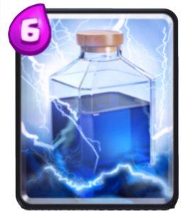 Lightning Clash Royale Wiki