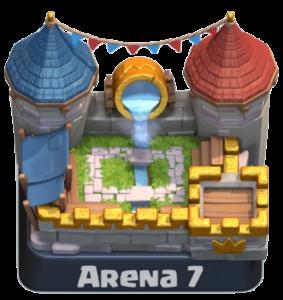 Royal Arena Clash Royale wiki