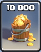 Gold Clash Royale wiki