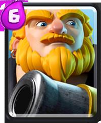 Royal Giant Clash Royale wiki