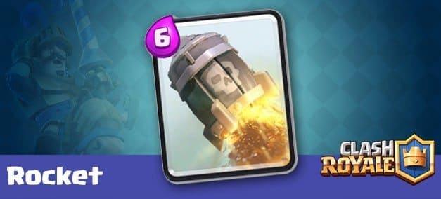 Level 8 Arena 8 Deck Spotlight: Defensive Rocket