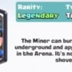 Arena 8 Deck Spotlight: Miner Barrel