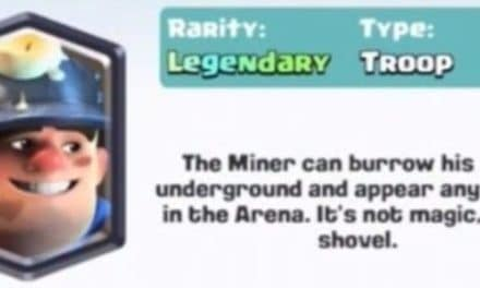 Arena 8 Deck Spotlight: Miner Barrel