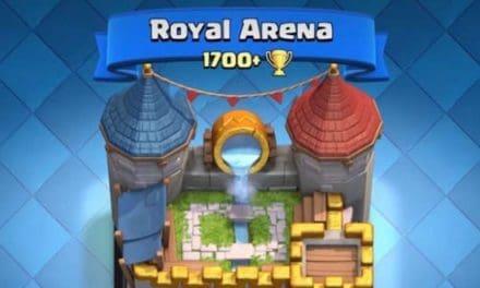 Royal Arena Deck