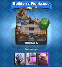 Builder's Workshop Deck