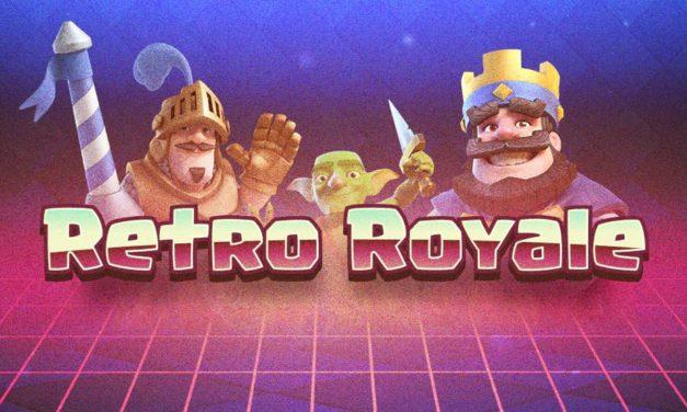 Retro Royale Deck Ideas